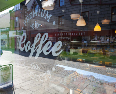 Visit Fort William: we have lots of cafes to try