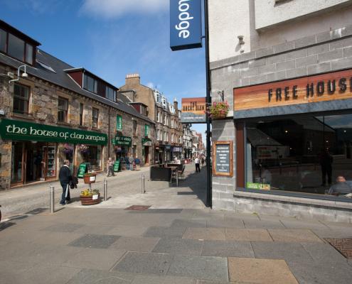 visit-fort-william High Street